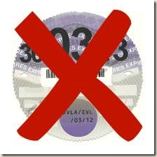 Tax Disc to be abolished from 2014