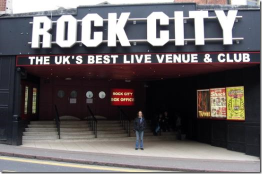 Rock City, Nottingham