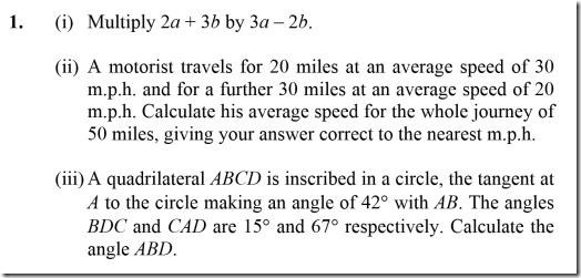 a report on maths driving test California state university, northridge placement exam in math determine  eligibility to enroll in specific math courses at csun the mathematics placement  test.